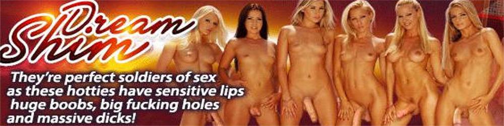 Gorgeous Dickgirls